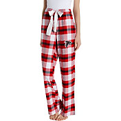 Concepts Sport Women's Atlanta Falcons Hideaway Flannel Pants