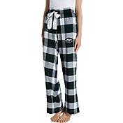 Concepts Sport Women's New York Jets Hideaway Flannel Pants