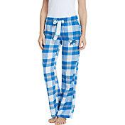 Concepts Sport Women's Detroit Lions Hideaway Flannel Pants