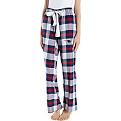 Concepts Sport Women's New England Patriots Hideaway Flannel Pants