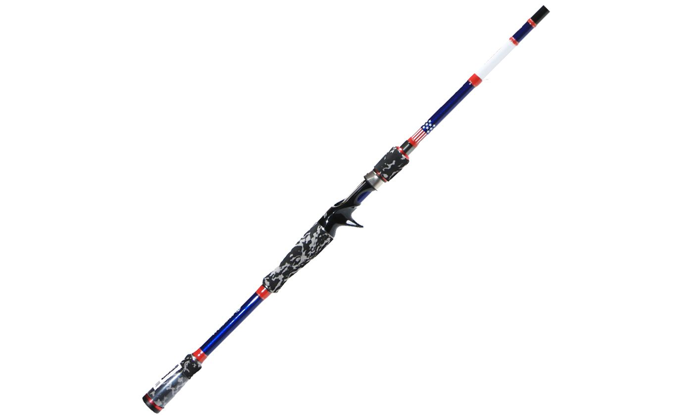 Favorite Fishing Lunkers TV Defender Casting Rod