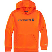 Carhartt Little Boys' Force Logo Hoodie