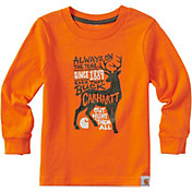 Carhartt Little Boys' Always on the Trail Long Sleeve Shirt
