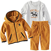 Carhartt Infant Boys' Stay Wild 3-Piece Jacket, Shirt and Pant Set
