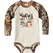 Carhartt Infant Boys' Wild Ones Long Sleeve Onesie