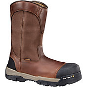 Carhartt Men's Ground Force 10'' Waterproof Composite Toe Wellington Work Boots