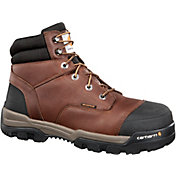 Carhartt Men's Ground Force 6'' Waterproof Composite Toe Work Boots