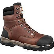 Carhartt Men's Ground Force 8'' Waterproof Composite Toe Work Boots
