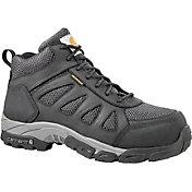 Carhartt Men's Lightweight Mid Hiker Waterproof Composite Toe Work Boots