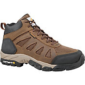 Carhartt Men's Lightweight Mid Hiker Waterproof Composite Toe Work Boots