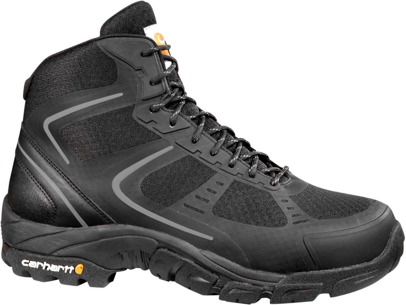 Carhartt Men's Lightweight Hiker Steel Toe Work Boots
