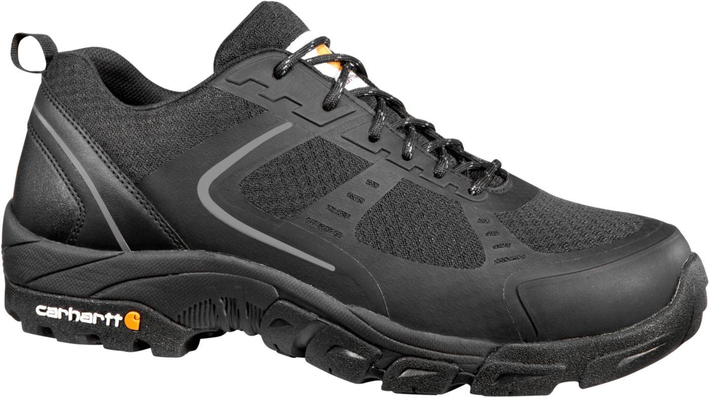 Carhartt Men's Lightweight Low Oxford Steel Toe Work Shoes
