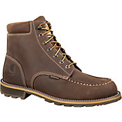 Carhartt Men's Moc 6'' Waterproof Steel Toe Work Boots