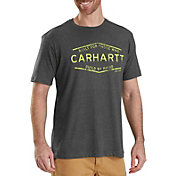 Carhartt Men's Maddock Built By Hand Graphic Short Sleeve T-Shirt