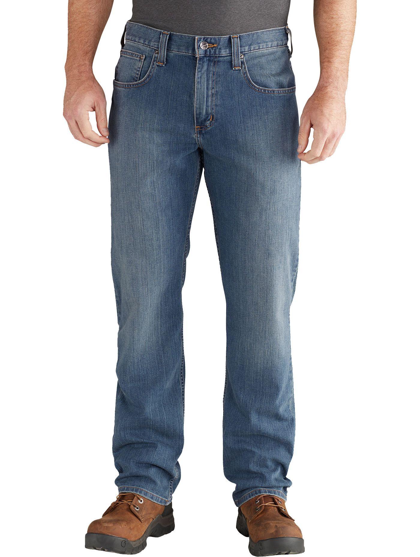 Carhartt Men's Rugged Flex Relaxed Straight Leg Jeans
