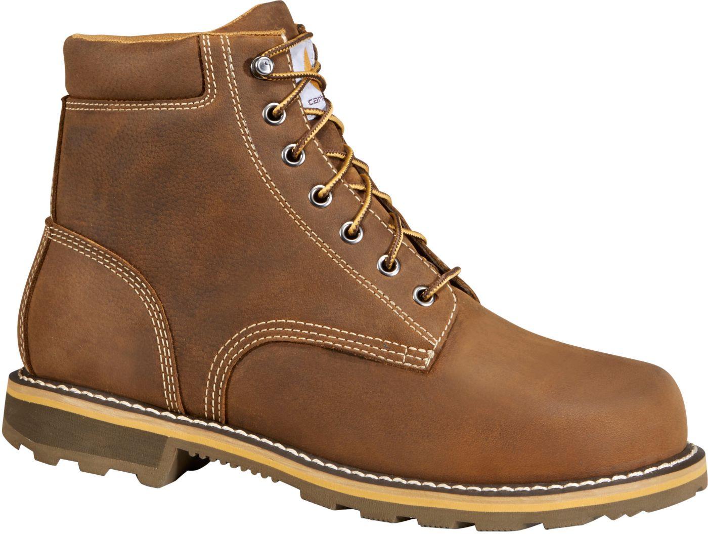 Carhartt Men's 6'' Waterproof Work Boots