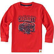 Carhartt Toddler Boys' Your Own Road Long Sleeve Shirt