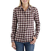 Carhartt Women's Rugged Flex Hamilton Long Sleeve Shirt