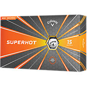 Callaway Superhot Golf Balls ? 15 Pack