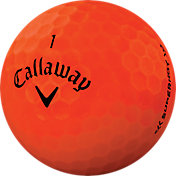 Callaway Superhot BOLD Orange Golf Balls – 15 Pack