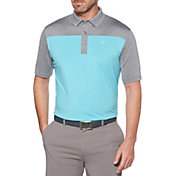 Callaway Men's Heather Color Block Golf Polo - Big & Tall