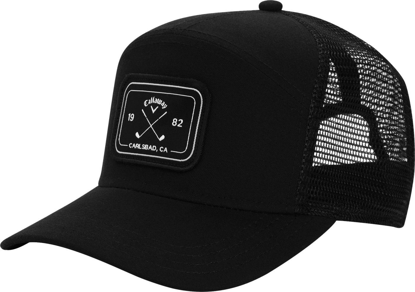 Callaway Men's 6 Panel Trucker Golf Hat