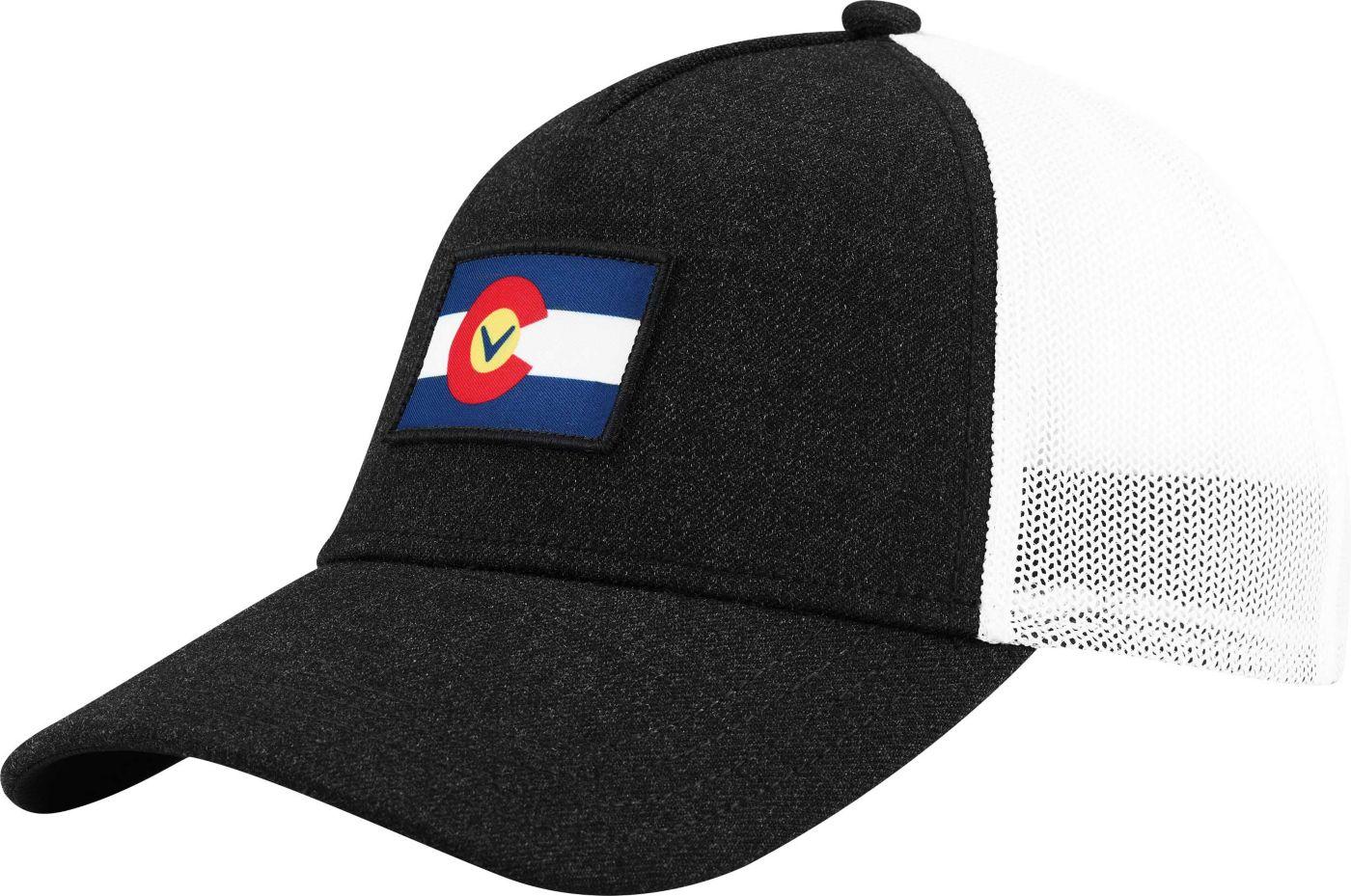 Callaway Men's Colorado Trucker Golf Hat