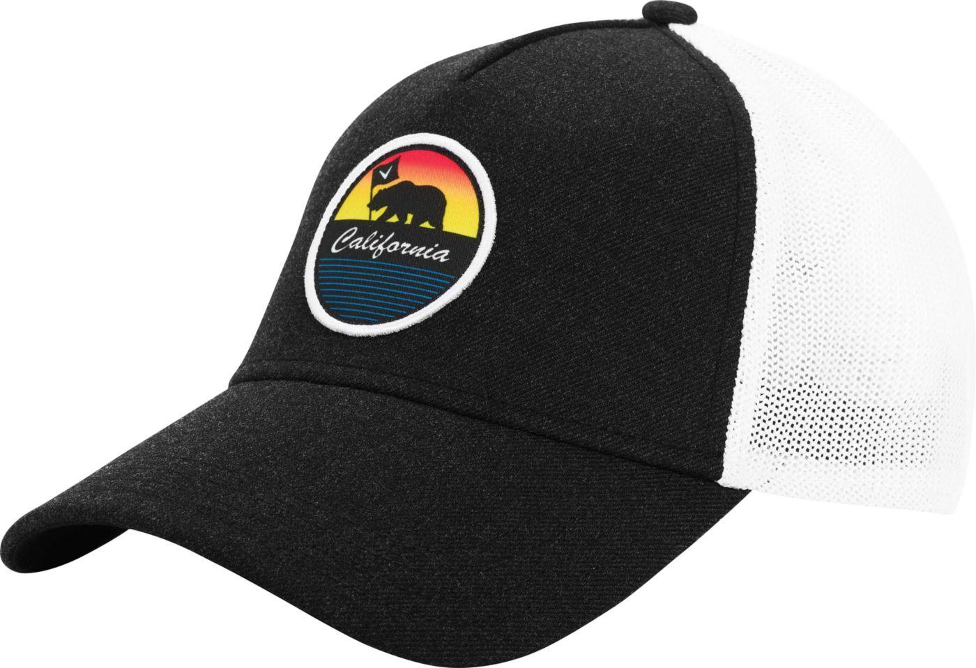 Callaway Men's Cali Trucker Golf Hat