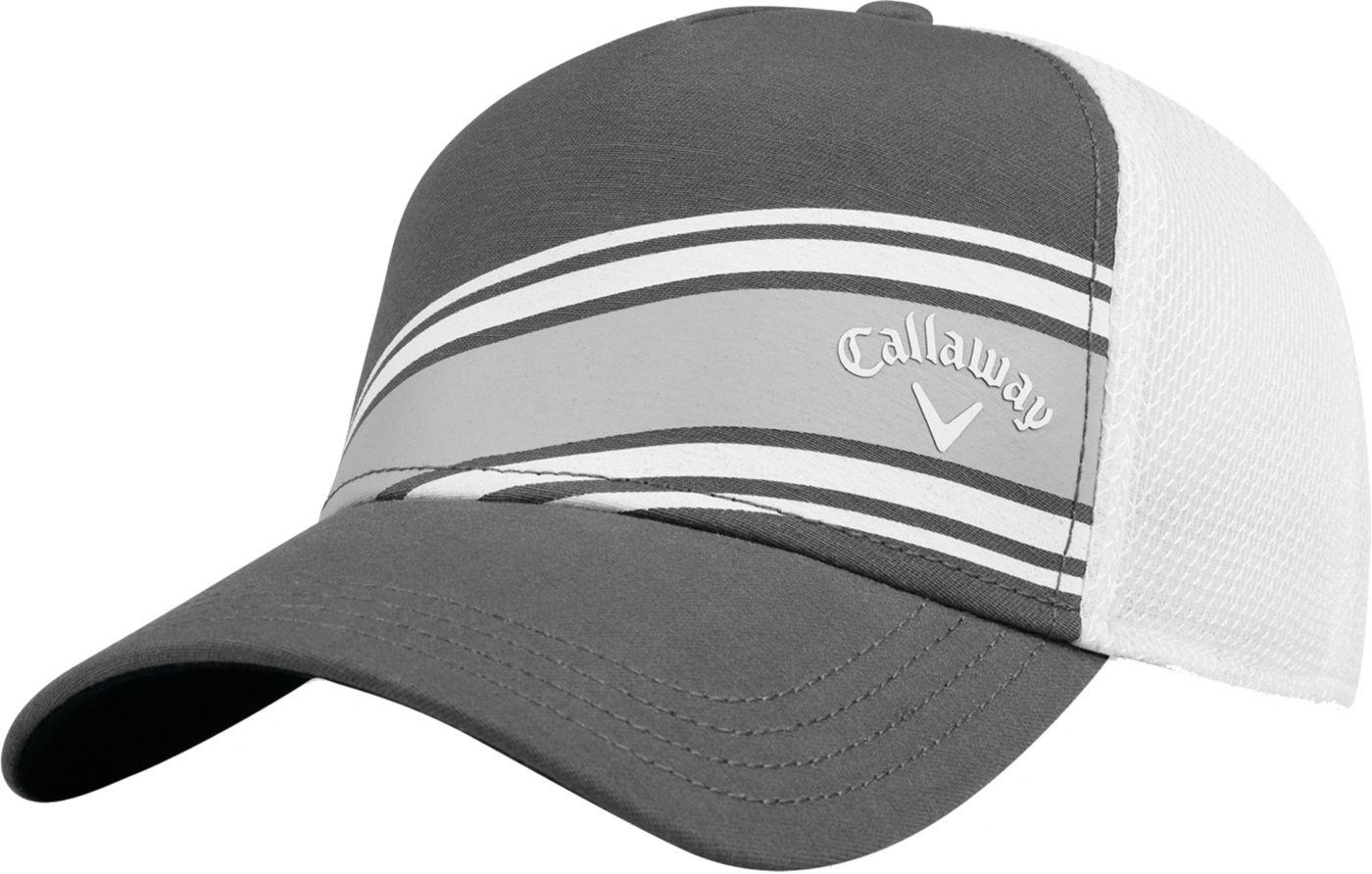Callaway Stripe Mesh Hat
