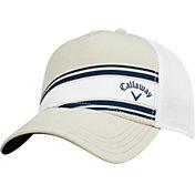 Callaway Stripe Mesh Golf Hat