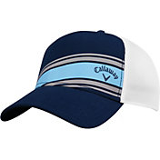 Callaway Stripe Mesh Golf Hat