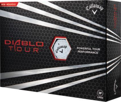Callaway Diablo Tour Personalized Golf Balls