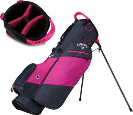 Callaway Women's 2018 Hyper-Lite Zero Single Strap Stand Bag