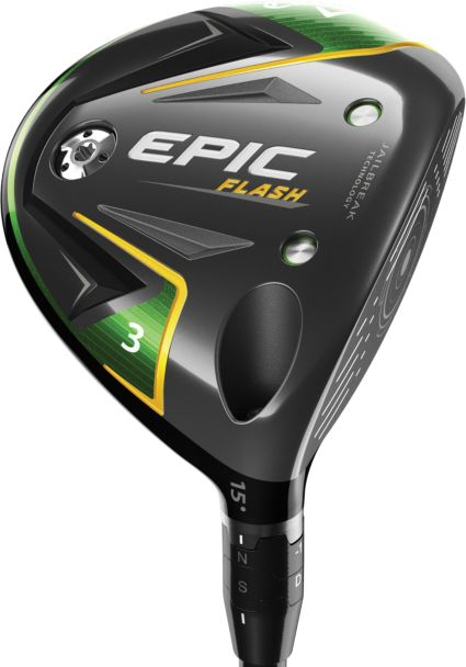 Callaway Women's Epic Flash Fairway Wood