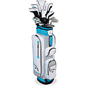 Callaway Women's 2016 Solaire 11-Piece Complete Set – (Graphite) – White/Blue