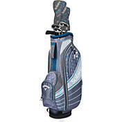 Callaway Women's 2018 Solaire 8-Piece Complete Set – (Graphite) – Niagara Blue