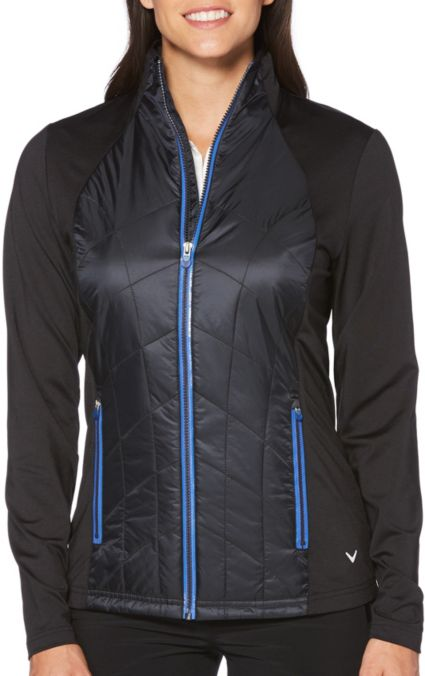 Callaway Women's Thermal Quilted Golf Jacket