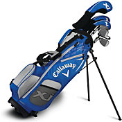 "Callaway Junior XJ3 7-Piece Complete Set – Blue – (Height 54"" - 61"")"