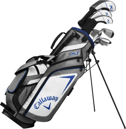 """Callaway Junior XT 10-Piece Complete Set (Height 63"""" and Above)"""