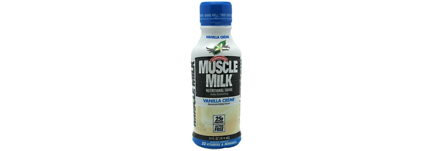 Cytosport Muscle Milk Genuine Protein Shake Vanilla Creme 12-Pack