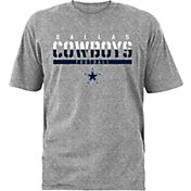 Dallas Cowboys Merchandising Men's Ruthless Grey T-Shirt