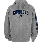 Dallas Cowboys Merchandising Men's Reflex Grey Hoodie