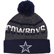 Dallas Cowboys Merchandising Men's Appleton Grey Pom Knit