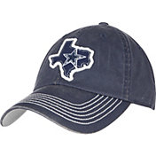 Dallas Cowboys Merchandising Men's Vega Navy Adjustable Hat