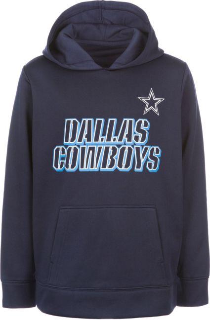 Dallas Cowboys Merchandising Youth Maurice Navy Hoodie. noImageFound 2d8fa9160