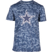 Dallas Cowboys Merchandising Youth Tedwin Navy T-Shirt