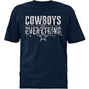 Dallas Cowboys Merchandising Youth Alex Navy T-Shirt