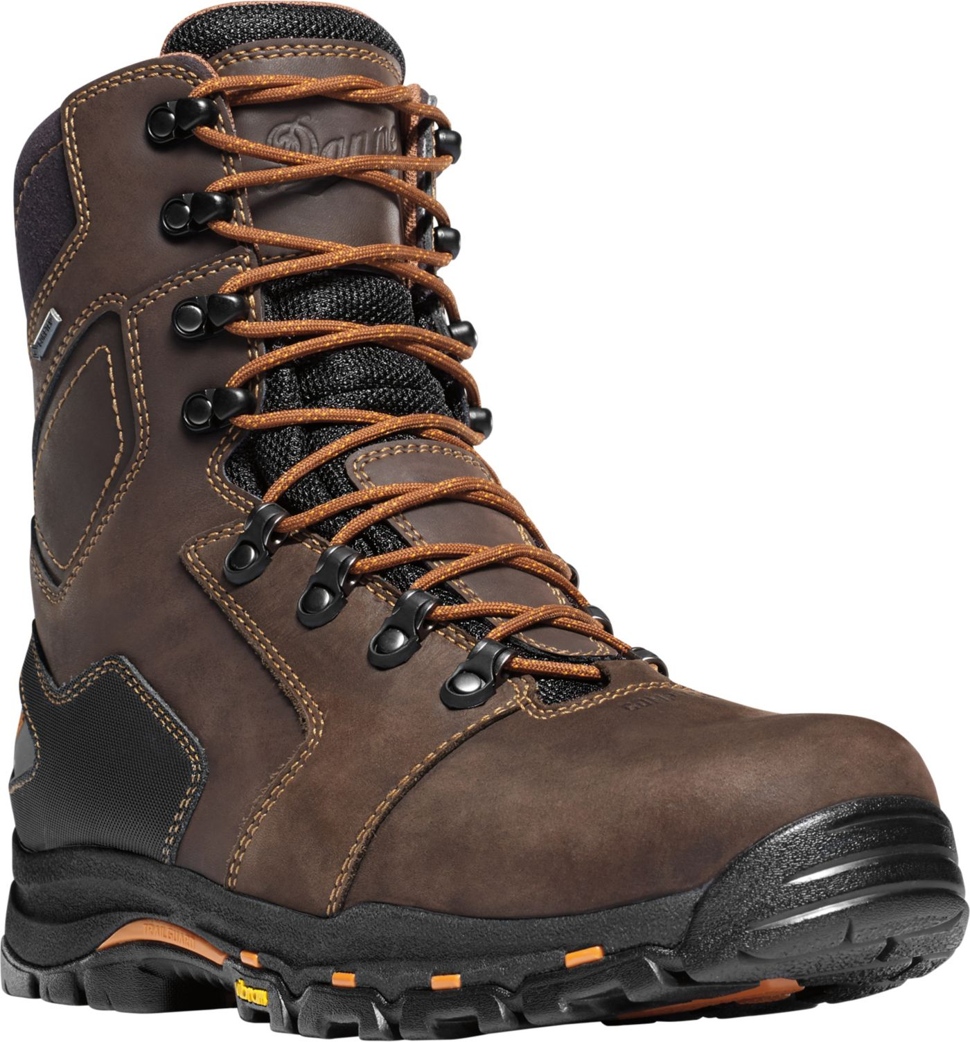 "Danner Men's Vicious 8"" GORE-TEX Work Boots"