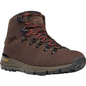 Danner Women's Mountain 600 4.5'' Suede Waterproof Hiking Boots