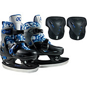 DBX Boys Adjustable Skate Package